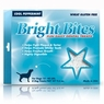 Bright Bites Daily Dental Chews Medium Peppermint Trial Pack, 5 Lb Case