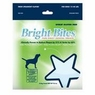Bright Bites Daily Dental Chews Medium Spearmint Pouch, 9.6 Oz Each