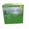 Bright Bites Daily Dental Chews Medium Spearmint Trial Pack, 5 Lb Case