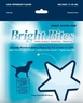 Bright Bites Daily Dental Chews Small Peppermint Trial Pack, 5 Lb Case