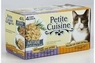 Petite Cuisine Crab Yellow Fin Canned Cat Food 4ea 3oz
