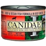 Canidae  Canidae Cans Canidae Beef And Fish, 12 Pack Of 5.5 Oz Case