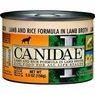 Canidae  Canidae Cans Canidae Lamb And Rice, 12 Pack Of 5.5 Oz Case