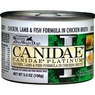 Canidae  Canidae Cans Canidae Plat Chicken Lamb And Fish, 12 Pack Of 5.5 Oz Case
