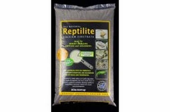 CaribSea All Natural Reptilite Calcium Substrate Smokey Sands 20lb