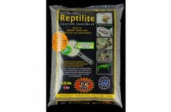 CaribSea All Natural Reptilite Calcium Substrate Smokey Sands 6.25lb