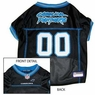 Carolina Panthers NFL Dog Jersey - Medium