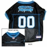 Carolina Panthers Pet Jersey Small