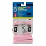 Catit Adjustable Harness and Leash Set, large, pink, From Hagen