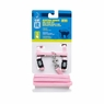 Catit Adjustable Harness and Leash Set, medium, pink, From Hagen