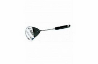 Ethical Products Spot Chrome Litter Scoop With Plastic Handle 12in