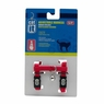 Catit Adjustable Harness, small, red, From Hagen