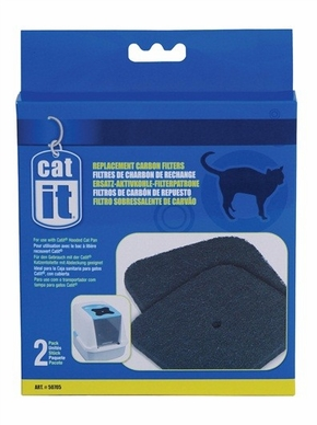 Catit Carbon Replacement Filter for 50700/50701, From Hagen