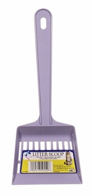 Catit Cat Litter Spoon, Small, Violet, From Hagen