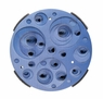 Catit Design Senses Corrugated Scratcher for 50725, Blue Swirl, From Hagen