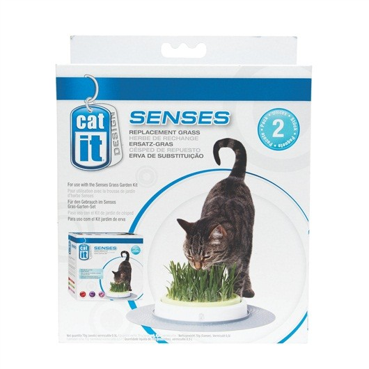catit cat grass kit instructions