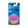 Catit Nylon Leash, 5mm x 1.2m 4ft, pink, From Hagen