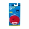 Catit Nylon Leash, 5mm x 1.2m 4ft, red, From Hagen