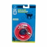 Catit Nylon Tie-out, 3m 10 ft, red, From Hagen