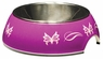 Catit Style Bowl, Purple Butterfly, X-Small, From Hagen