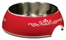 Catit Style Bowl, Red Swirl, X-Small, From Hagen