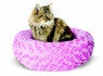 Catit Style Donut Bed, Rosebud, Pink X-Small, From Hagen