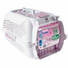 Catit Style Pink Ribbon Voyager, Small, White, From Hagen