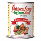 Dog Chicken Soup Can Food