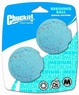 Chuckit! Medium Rebounce Ball 2.5-Inch, 2-Pack