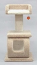 Classy Kitty Pedestal w/ Tray and Tunnel 40 in.