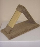 Classy Kitty Designer Sisal Angel Post 12 in.