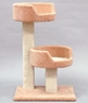 Classy Kitty Tree w/ 2 Sleep Trays 35 in.