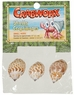 Crabworx Shells, Small, From Hagen
