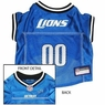 Detroit Lions NFL Dog Jersey - Medium