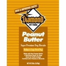 Diamond Dog Biscuits Bulk Boxes Dog Biscuit Peanut Butter, 20 Lb Each