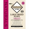Diamond Naturals Dog - Dry Food Puppy Large Breed, 20 Lb Each