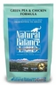 Dick Van Patten's Natural Balance� LID Green Pea and Chicken Dry Cat Food, 2-Pound