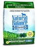 Dick Van Patten's Natural Balance Limited Ingredient Diets Lamb Meal and Brown Rice Formula Dry Dog Food, 14-Pound Bag