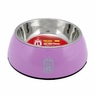 Dogit 2 in 1 Durable Bowl, Medium Pink, From Hagen