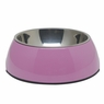 Dogit 2 in 1 Durable Bowl, X-Small Pink, From Hagen