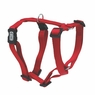 "Dogit Adjustable Harness, 1"" x Neck 20-30"", Chest: 28-39"", Large, Red, From Hagen"