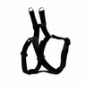 "Dogit Adjustable Harness, Body 14-20"", Small, Black, From Hagen"