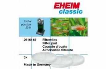EHEIM Fine Filter pad for the Classic 2211