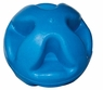 Dogit Criss-Cross Rubber Ball Toy, Blue, From Hagen