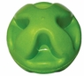 Dogit Criss-Cross Rubber Ball Toy, Lime, From Hagen