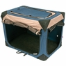 Dogit Deluxe Soft Crate, Blue Medium, From Hagen