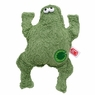 Dogit Eco Terra Natural Bamboo Toy, Frog, From Hagen