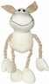 Dogit Eco Terra Natural Canvas/Cotton Toy, Donkey, From Hagen