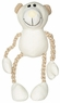 Dogit Eco Terra Natural Canvas/Cotton Toy, Rabbit, From Hagen