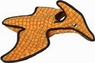 VIP Tuffy Dinosaur Series-Orange Pteradactyl